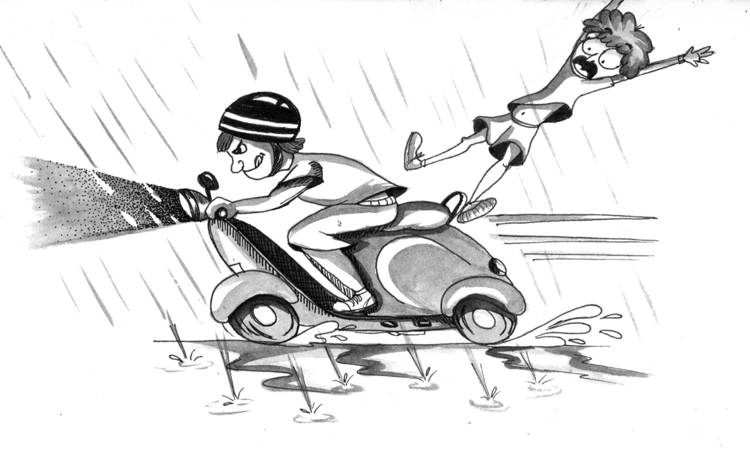 Watch rainy days, love speed ra - amrita-4734 | ello