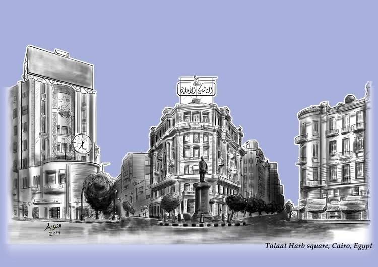 architectural analysis downtown cairo D-caf: a collision of contemporary art and architecture in downtown cairo cairo in another colourful and vibrant celebration of art and architecture.