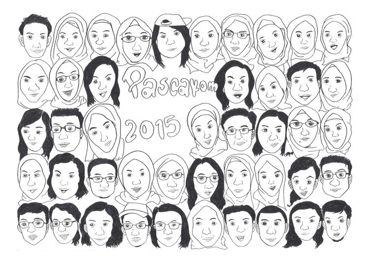 Pascakom 2015 - illustration, animation - novelia | ello