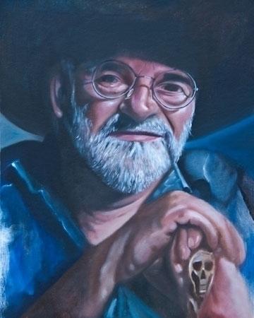 Sir Terry Pratchett - terrypratchett - lavott | ello