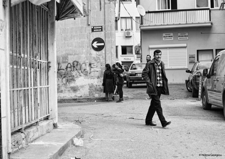 street-photography,, Cyprus, color - helenageorgiou | ello