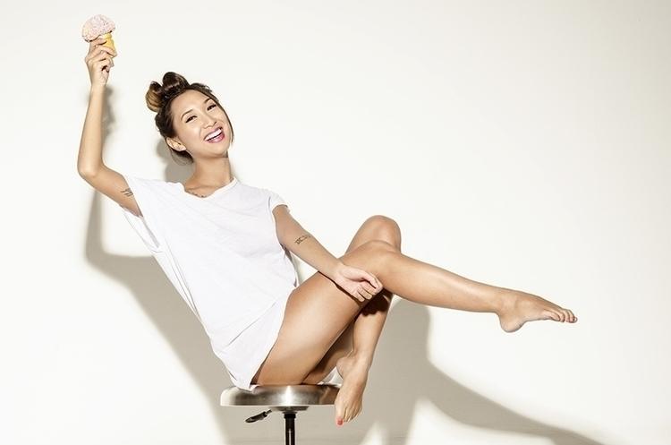 Makeup model Elaine Delos Santo - annepinero | ello