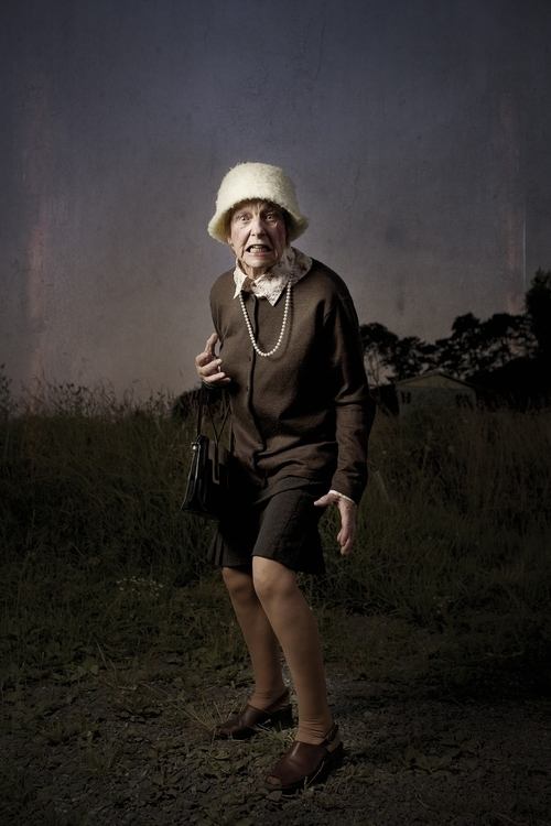 lady - foghetamine, bobdylan, portraiture - marham1160   ello