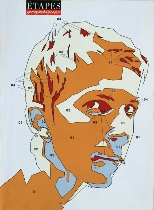 cover Etapes Graphiques - illustration - petica | ello