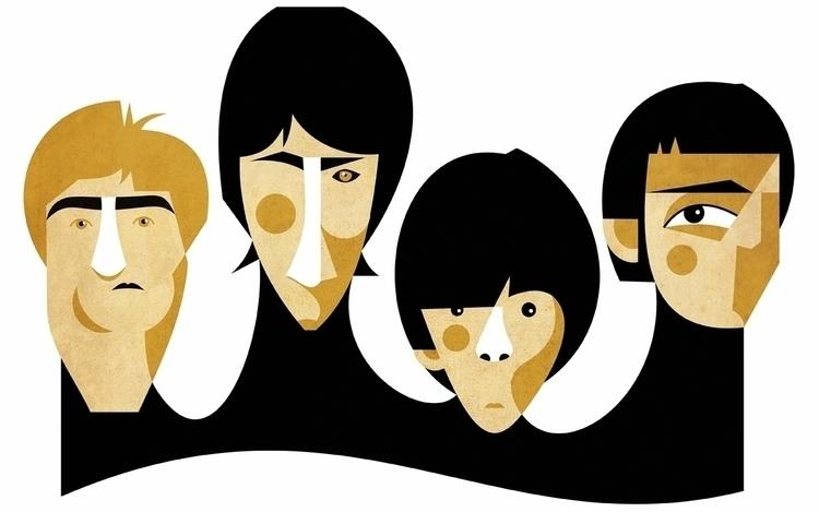 TheWho, band, music, illustration - fabio_p_corazza | ello