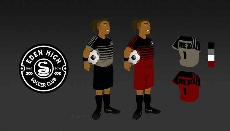uniform design rivaling teams S - coquiwi | ello