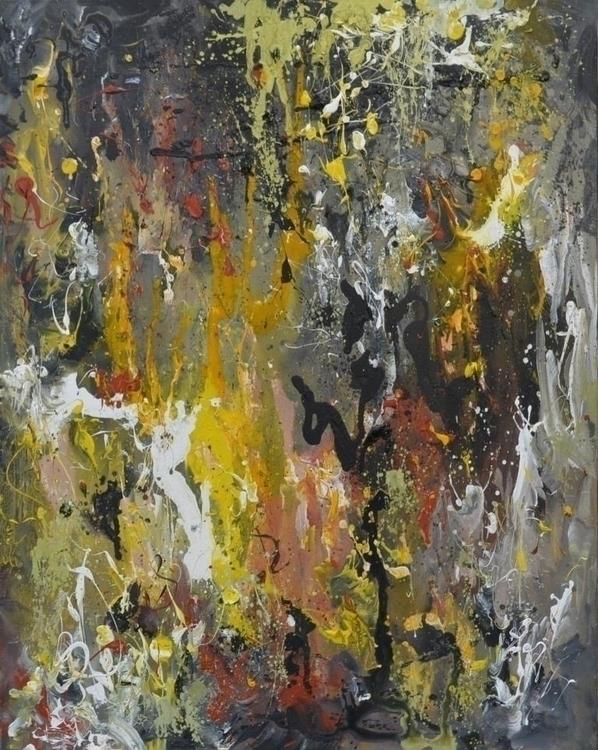 Desire. 150 120. Acrylic Canvas - tanya_vasilenko | ello