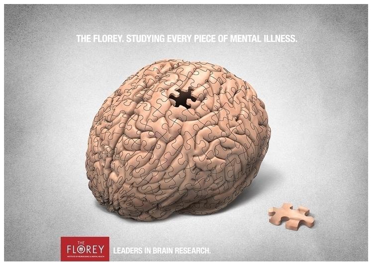 Jigsaw Brain - 3D, Modelling, Medical - vantage-9372 | ello