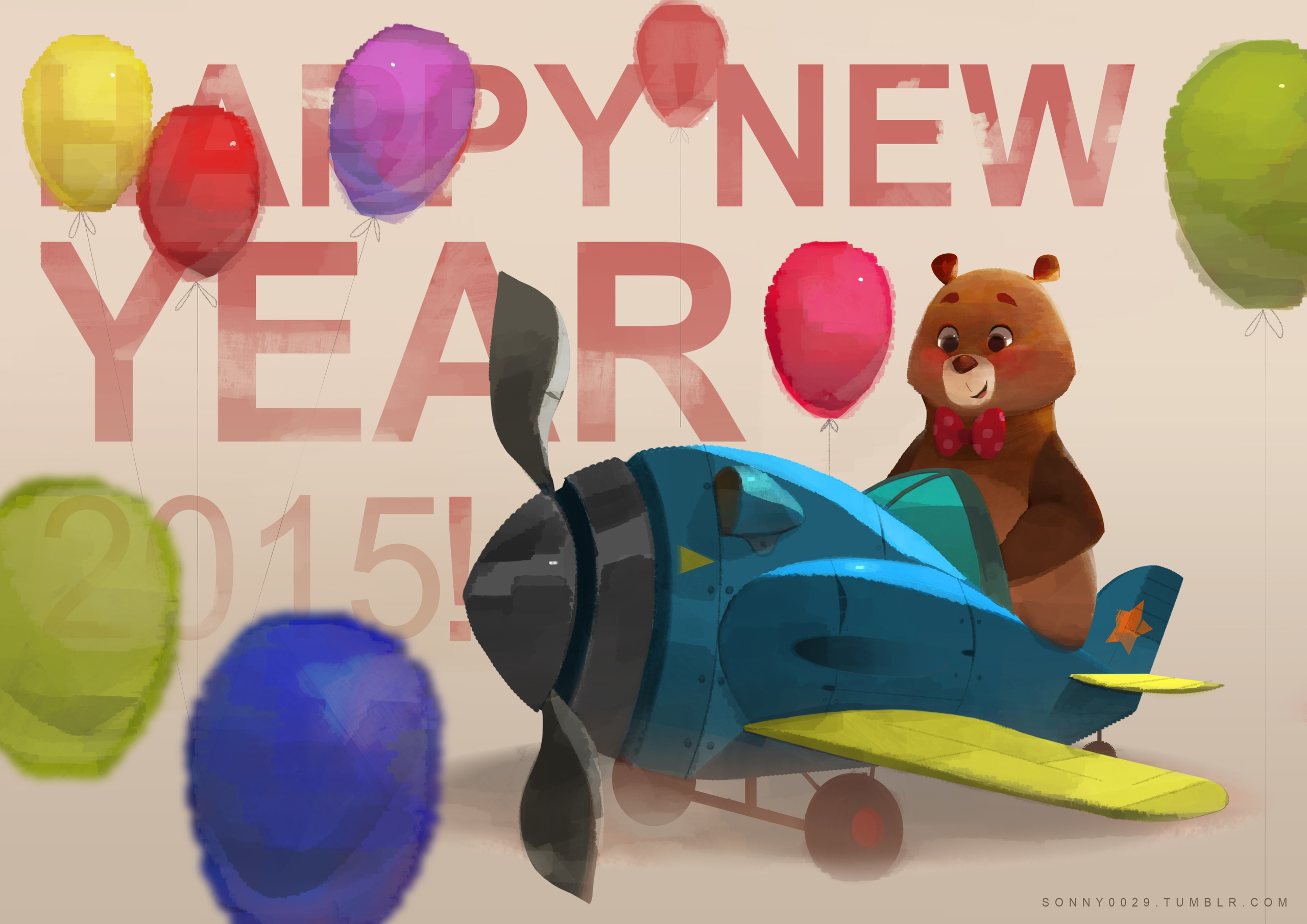 Year Illustration - sonny-2874 | ello