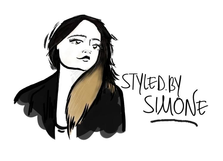 logo designed Style.bySimone.co - bam_illustrations | ello