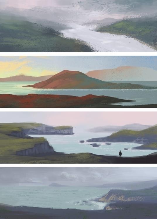 landscape - lisaayla | ello