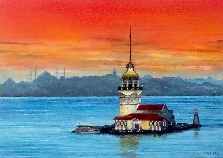 Kiz Kulesi/Istanbul - ziyae | ello