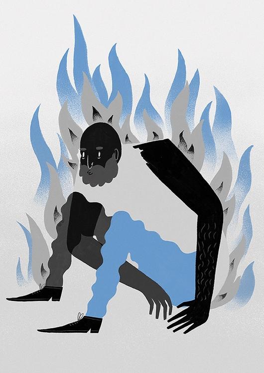 ~ - illustration, characterdesign - tom-1220 | ello