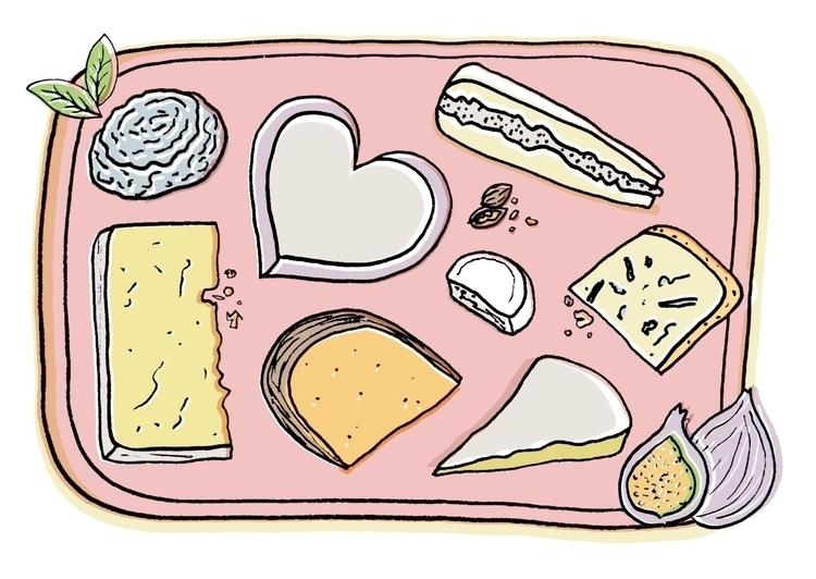 Cheese Board - daisywhitewolf | ello