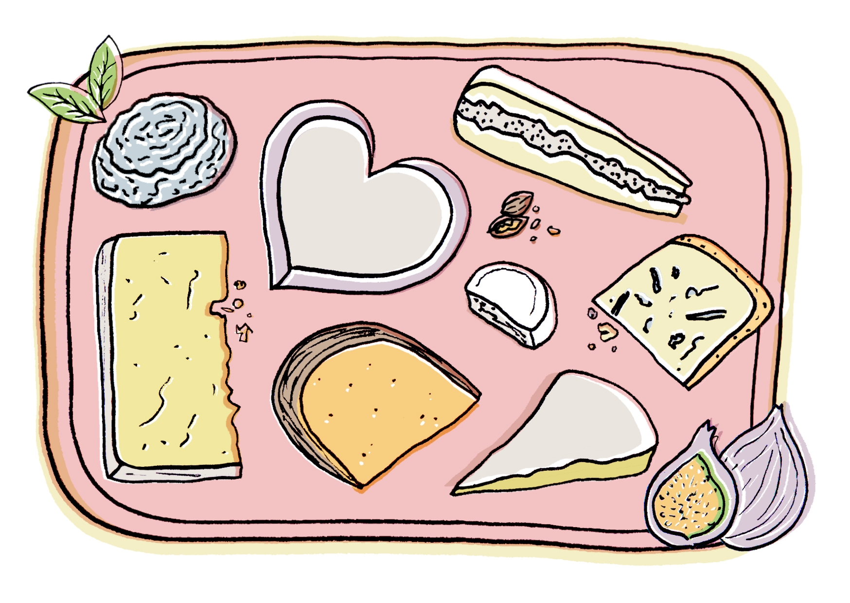 Cheese Board - daisywhitewolf | ello