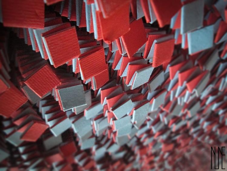 Full project - paper, red, Nineveh - ninevehhevenin | ello