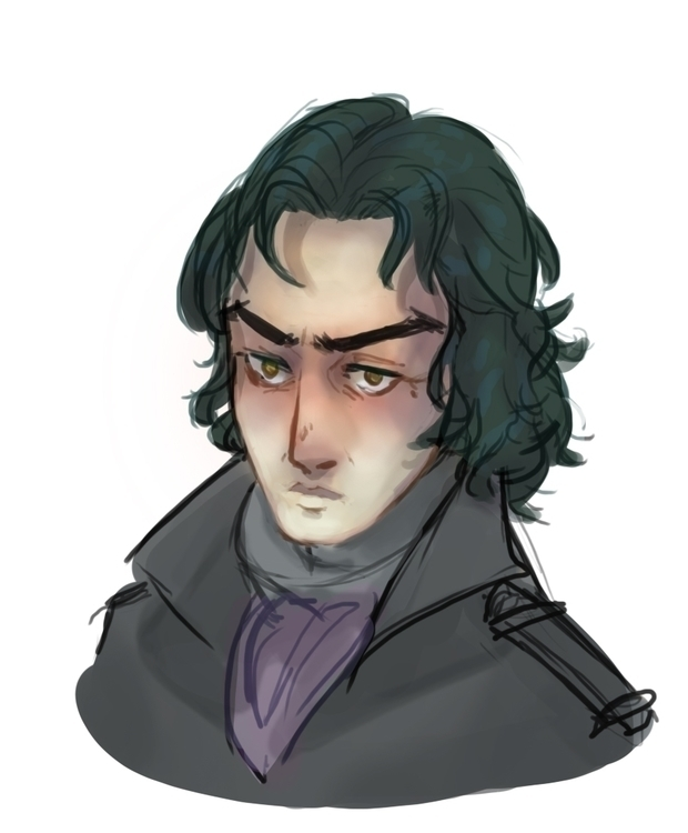 count Anthony Martel, villain - character - gokinka | ello