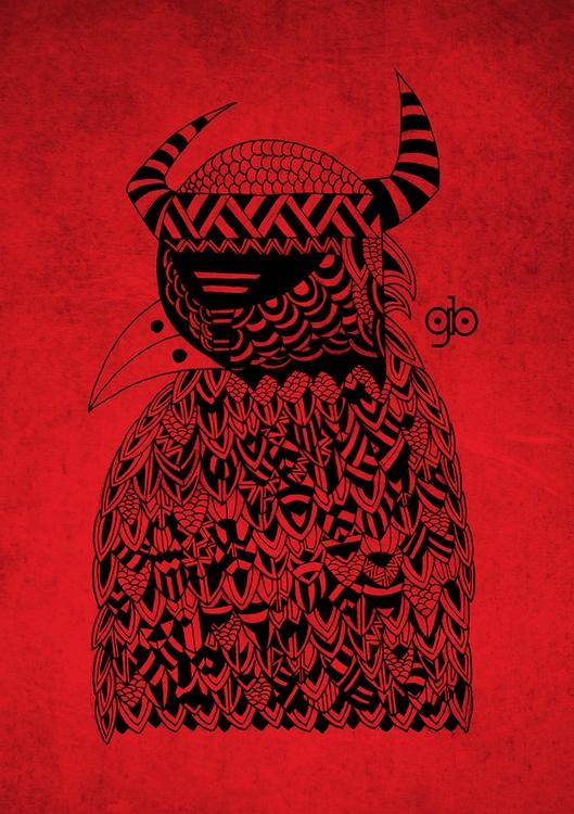Monstere - 2, illustration, drawing - gianbautista-3099 | ello