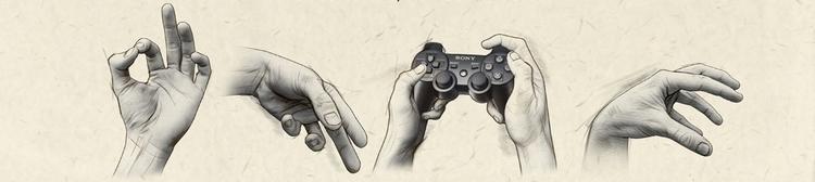 Musica Gaming Header - Digitalillustration - vantage-9372 | ello