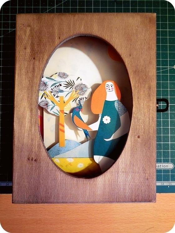 illustration, characterdesign - pepepampapa | ello