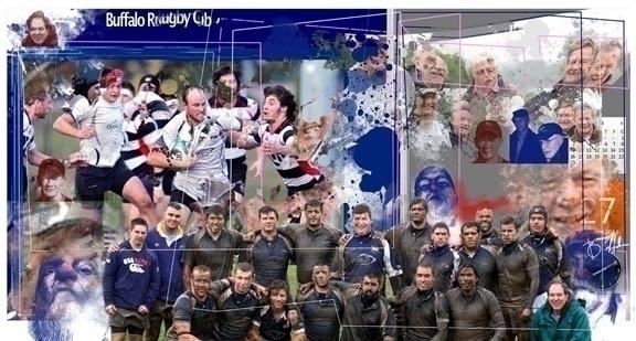 #rugby, photomontage,  - marzahn | ello