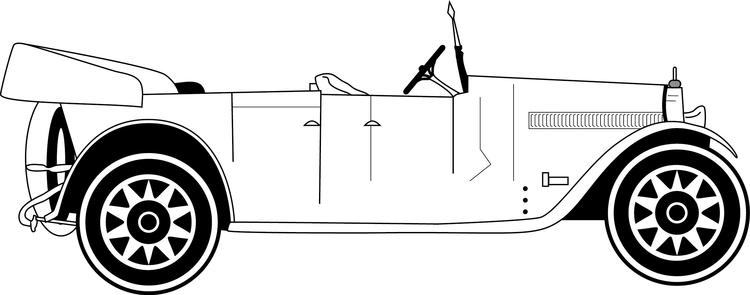 Illustrations Car Show promotio - katiewaye | ello