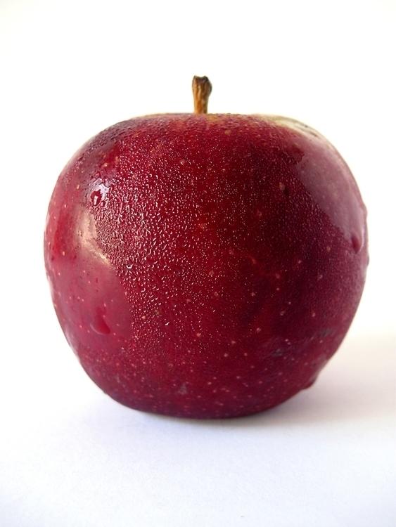 Apple - apple, drop, drops, waterdrop - alvimann | ello