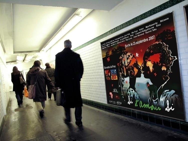 SI - graphicdesign, advertisement - picturgency | ello