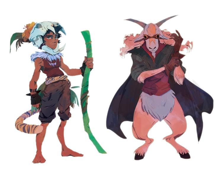 characterdesign - rreid-8875 | ello