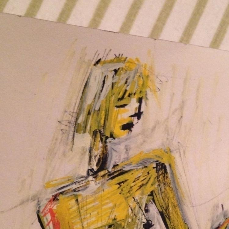sketchbook, sketch, illustration - gunes_ozcan | ello