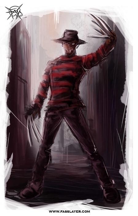 Freddy krueger - freddykrueger, horror - fasslayer | ello