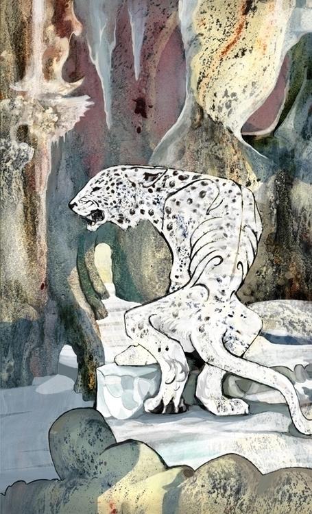 illustration - bendennett | ello