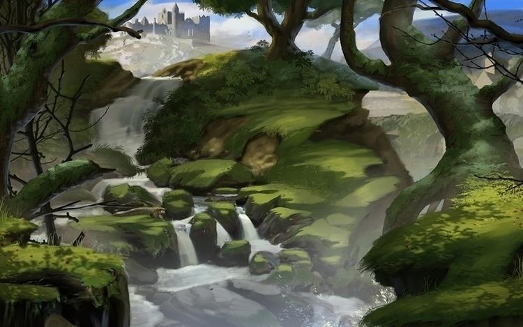 illustration, environment - nen-1282 | ello