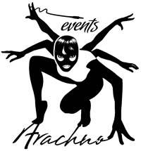 Arachno Events - logodesign, logo - picturgency | ello