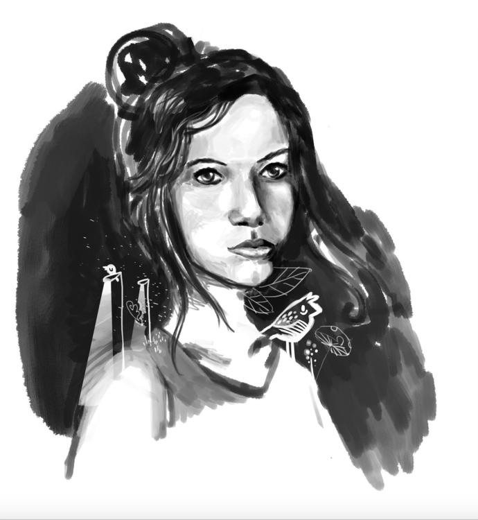 drawing, digitalart, illustration - hova-4150 | ello
