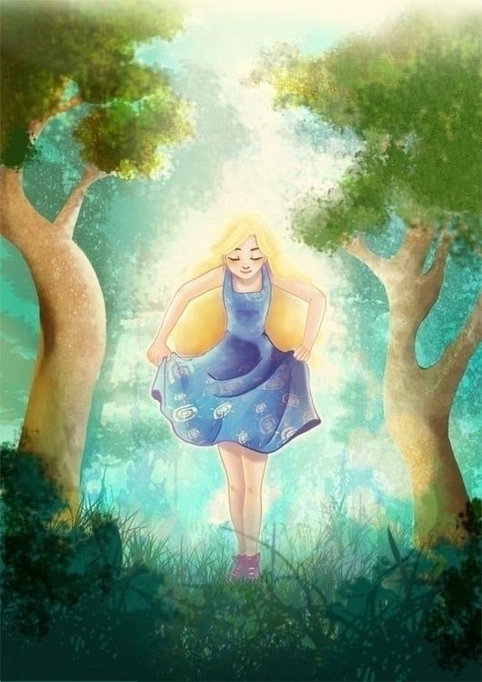 illustration, characterdesign - francescanavoni | ello