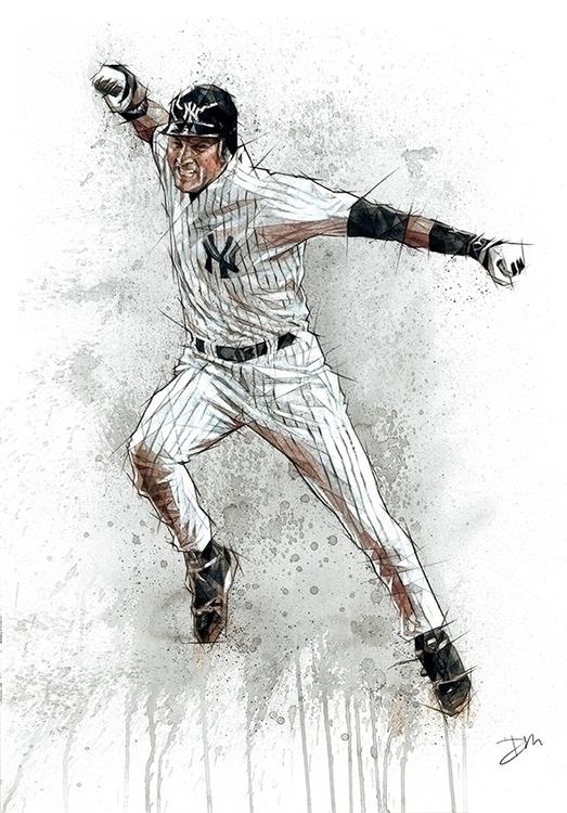 NY Yankees' Derek Jeter - celeb - zregreb | ello
