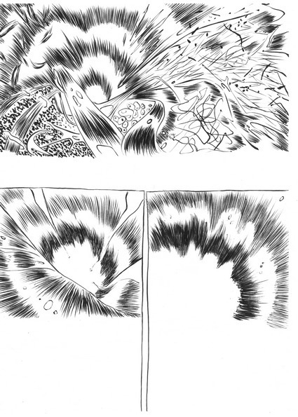 page 1 - comics, graphicnovel - dablaze76 | ello