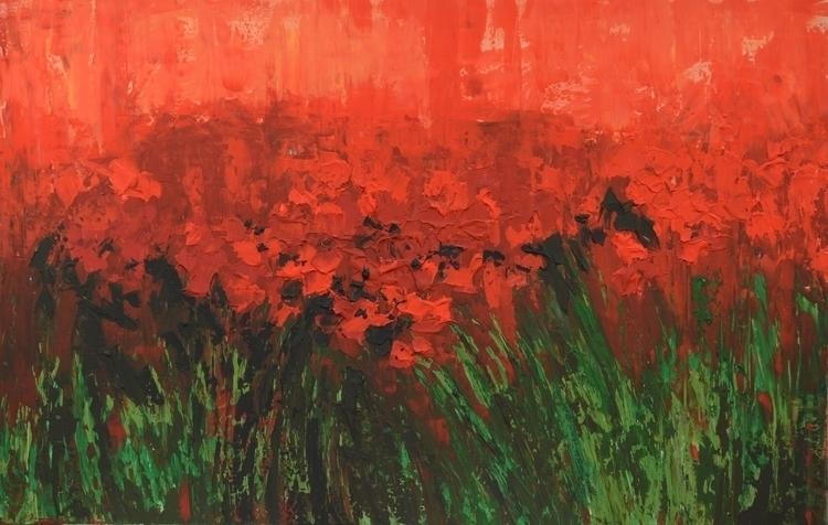 Maquis 70x110 Acrylic canvas. 2 - tanya_vasilenko | ello