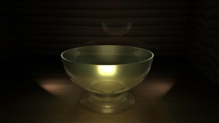 Transparent Bowl - monishas | ello
