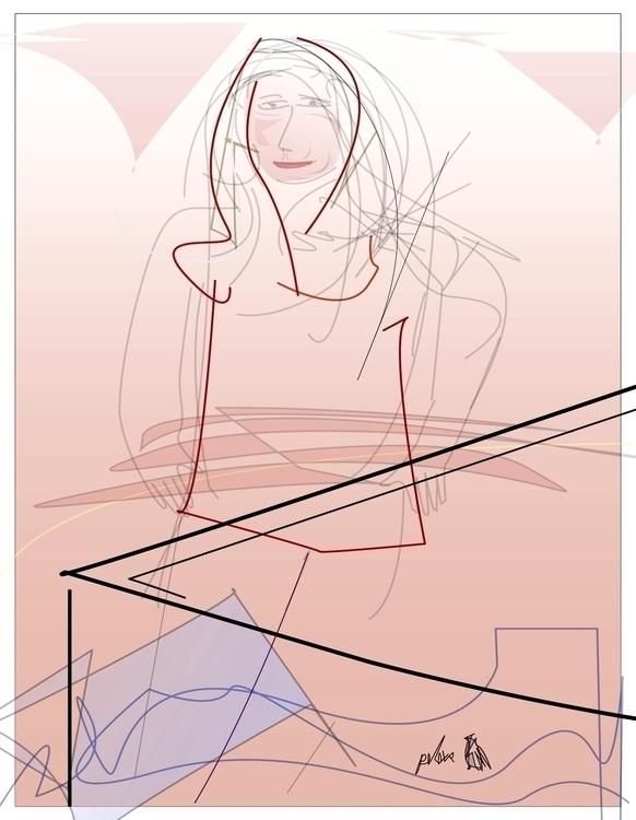 Avril Red - illustration, characterdesign - danielspeterv | ello
