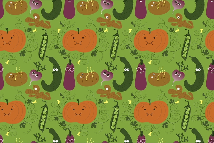 Vegetables - illustration, vector - ololonycolophony | ello