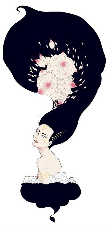 Long - illustration, drawing - lahlou-1133 | ello