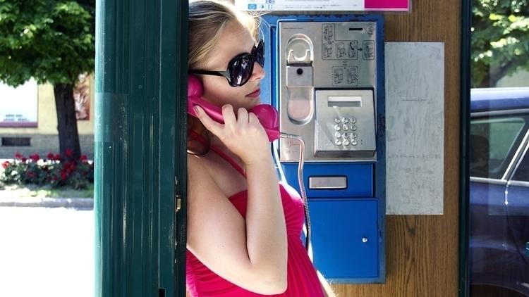 photography, telephone, pink - ahabashi | ello