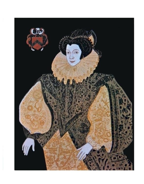 Portrait Queen, Martin McGuire - martinmcguire | ello