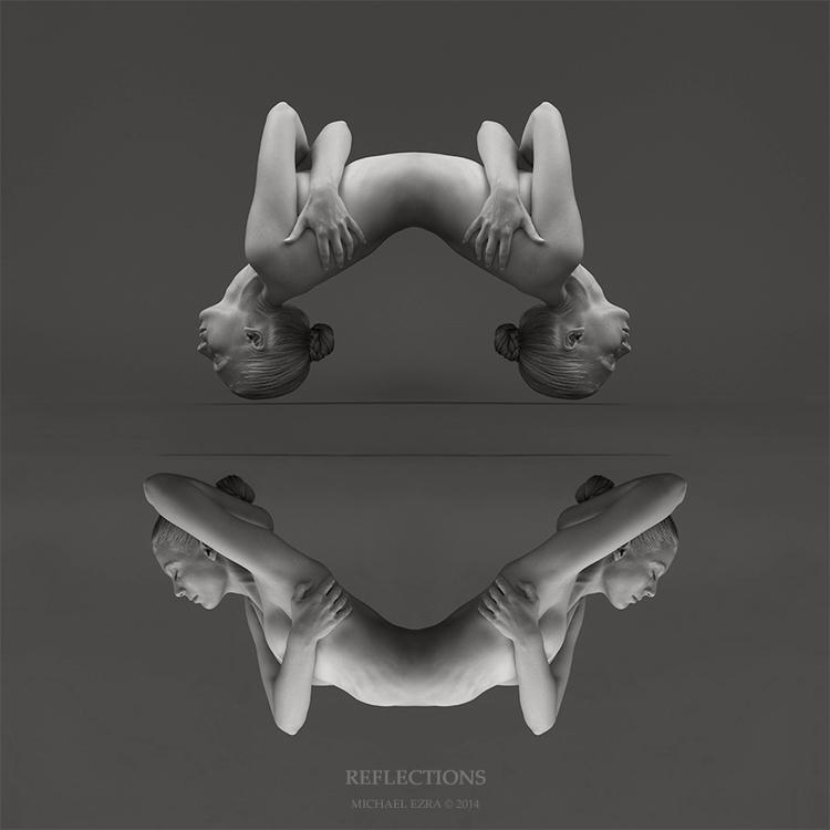 nude, female, femalenude, symmetry - michaelezra | ello