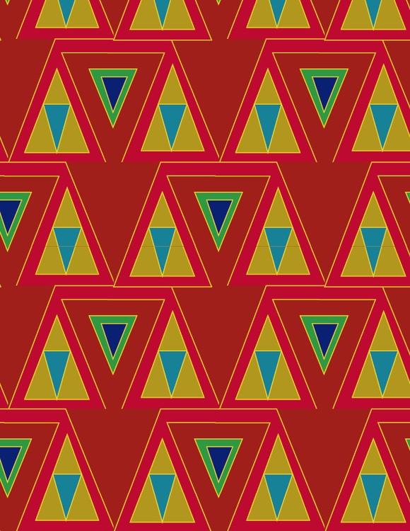wayuu pattern - design, patterndesign - grafika-5226 | ello