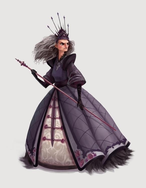 witch, Grandma Hazelnut Redesig - mel-1081   ello
