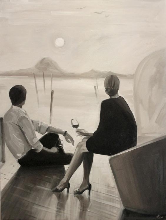 Romantic - romantic, sun, sea, date - lanamarandina | ello