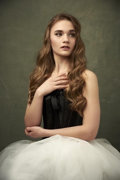 Ballerina portrait - ballerina,clown,rembrandt,portrait, - ferryknijn-3392 | ello